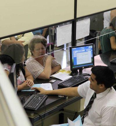 Gestionaron más de 800.000 documentos en el 2017