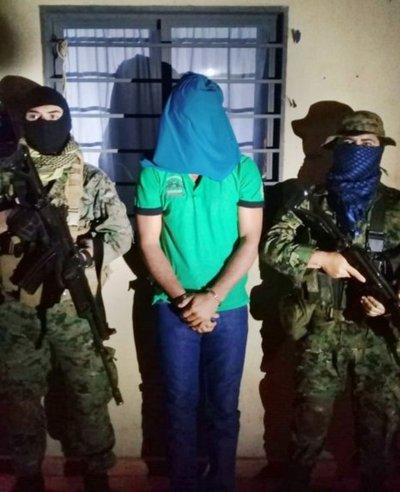Fiscalía pide la prisión para quien extorsionaba en nombre del EML
