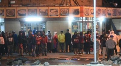 13 aprehendidos tras incidentes entre hinchas de Cerro – Prensa 5