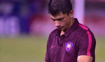 Gustavo Florentin dejó de ser entrenador de Cerro Porteño