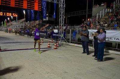Maratón del asfalto, un desafió nocturno