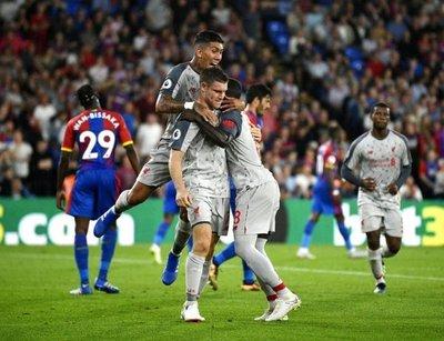 Liverpool mantiene el pleno de victorias