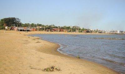 Encarnación: Intendente espera que en 15 días concluyan trabajos en playas