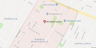 San Lorenzo: Roban G. 8 millones de un minimarket familiar