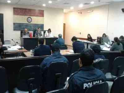 Piden 11 años de pena privativa de libertad para Quesnel