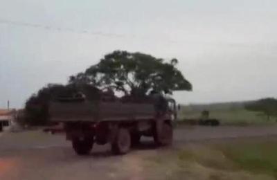 Reportan enfrentamiento en una estancia de Arroyito