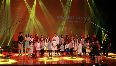 """Exitoso espectáculo musical """"Asunción a Voces"""", en el CPJ"""
