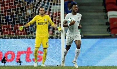 Kondogbia y un golazo en contra para la historia