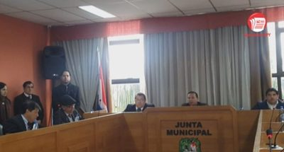 Edil Carlos Ferreira trató de cobarde a líder de Che Kuerai