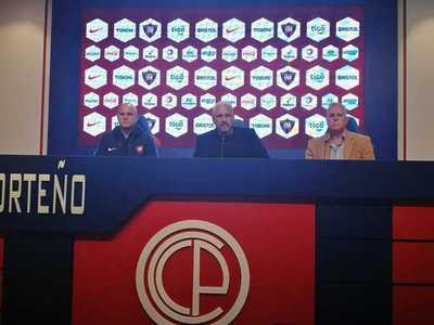 Fernando Jubero es nuevo director técnico de Cerro Porteño