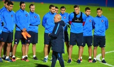 Fernando Jubero dirige su primer entrenamiento en Cerro