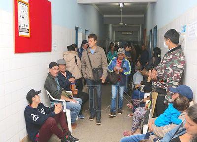 Hospital de Encarnación registra 48 muertes a causa de la gripe