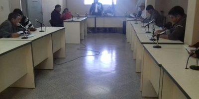 Junta Departamental recomienda investigación de nombramientos de docentes en el Guairá