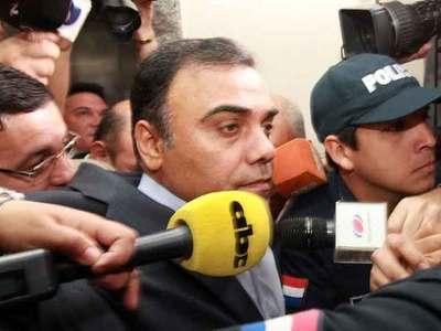 Javier Díaz Verón guardará prisión en la Penitenciaría de Tacumbú