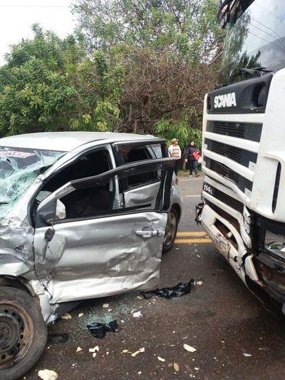 Varias mujeres quedaron heridas en un aparatoso accidente sobre la ruta 2 – Prensa 5