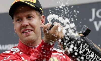 HOY / Vettel gana en Bélgica y recorta siete puntos a Hamilton