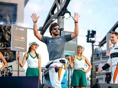 Fernando Alonso anunció que dejará la Fórmula 1