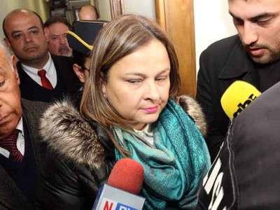 Tras apelación, esposa de Díaz Verón logra arresto domiciliario