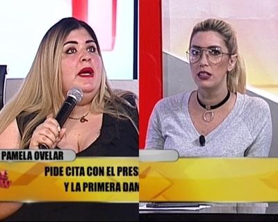 """Carmiña Masi se hartó de Pamelita: """"Es difícil tomarte enserio"""""""