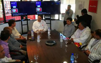 Frigomerc sería rehabilitado para exportar carne al mercado chileno