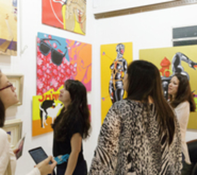 Invitan a la 4.a edición Noche de galerías