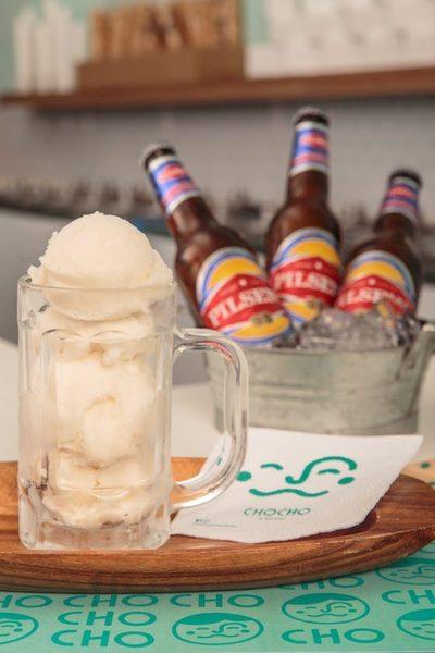 Cerveza helada o un helado de cerveza, he ahí la cuestión