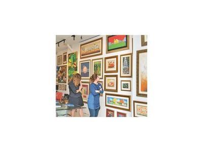 Noche de galerías  se realiza mañana en 12 espacios artísticos de Asunción