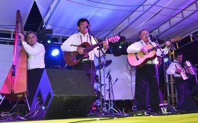 Festival Canto a Villa Florida con Girett y Los Misioneros