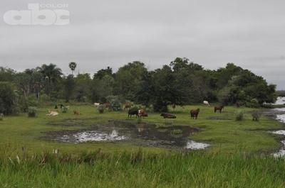 Alternativas del Ñeembucú ante embates del cambio climático