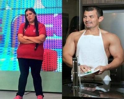 Pamela Ovelar se reunión con Hugo Ramírez para tratar proyecto de ley sobre obesos
