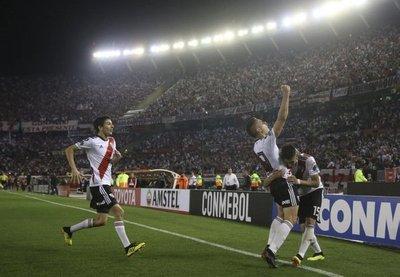 River Plate está en cuartos