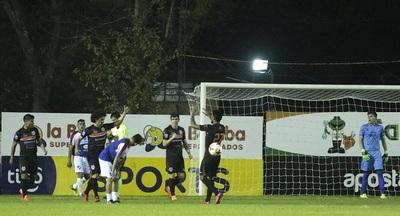 General Díaz avanza en Copa Paraguay
