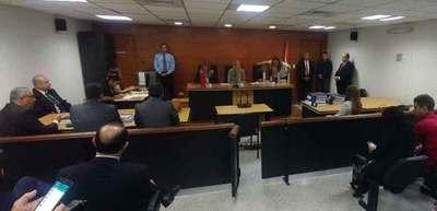 Por cuarta vez, se suspende juicio al ex Comandante de la Policía