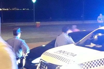 Inspector de tránsito ebrio protagoniza accidente