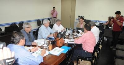 Consejo de Administración del IPS sesiona en Ciudad del Este