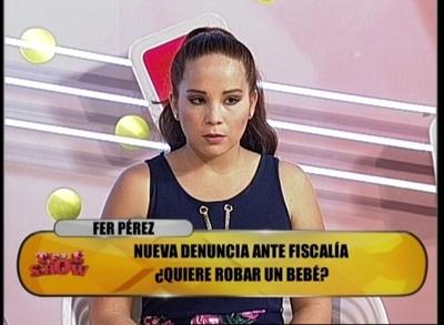 Sol González y sus fuertes relatos sobre Fer Pérez