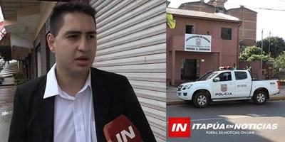 GRAVE DENUNCIA CONTRA AGENTES DE TRÁNSITO DE ENCARNACIÓN.