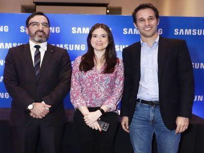 Promo de Samsung y Tigo