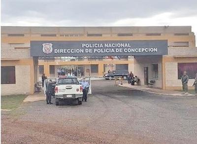 Cambios en la cúpula policial de Concepción