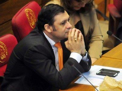 Victor Bogado pide que el Senado ratifique su desafuero
