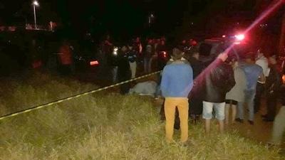 HOY / Encuentran cadáver en Pedro Juan Caballero