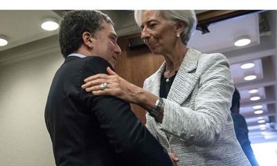 """""""Argentina tiene el apoyo total del FMI"""""""