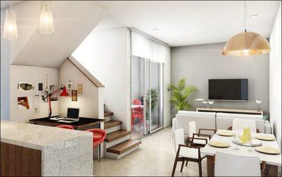 Edificio combina trabajo y comodidad