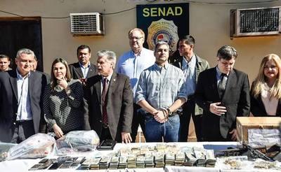 Gobernador de Alto Paraná toma distancia del asunto Ulises Quintana