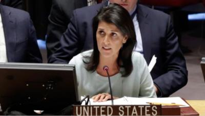 EE.UU. llevará la crisis de Venezuela a la ONU