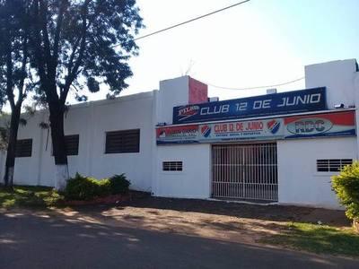 Delincuentes roban pelotas y termo del la Escuela de Fútbol del Club 12 de Junio – Prensa 5