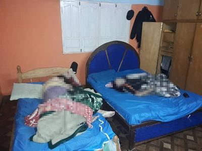 Asesinan a un policía y a su familia en Villarrica