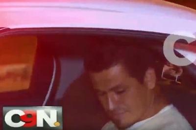 Capturan al sospechoso de masacre en Villarrica