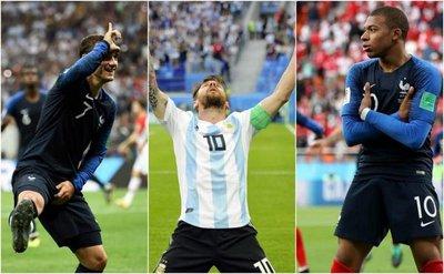 """Griezmann, Messi y Mbappé, los grandes ausentes en el galardón """"The Best"""""""