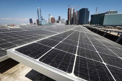 "California se compromete a producir 100% energía ""limpia"" en 2045"